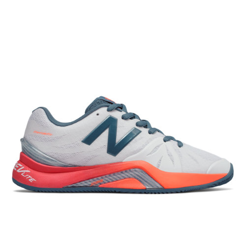 New Balance 1296v2 Women's Tennis Shoes - White (WCH1296D)