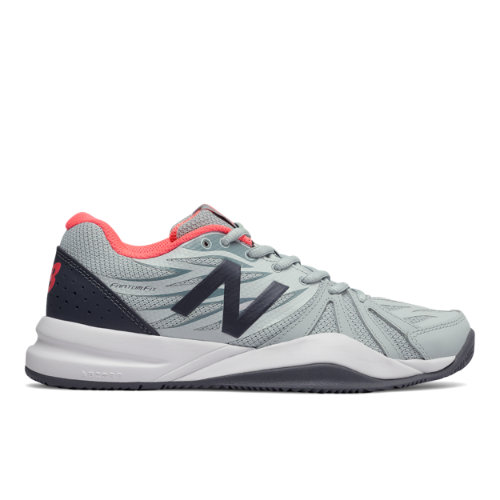 New Balance 786v2 Women's Tennis Shoes - Light Grey (WCH786L2)