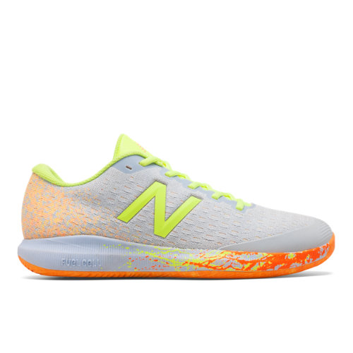 New Balance 996v4 Women's Tennis Shoes - Grey / Pink (WCH996CO)