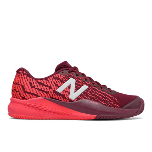 New Balance 996v3 Women's Tennis Shoes - Dark Red (WCH996O3)