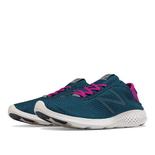 New Balance Vazee Coast v2 Women's Shoes - Teal / Purple (WCOASCA2)