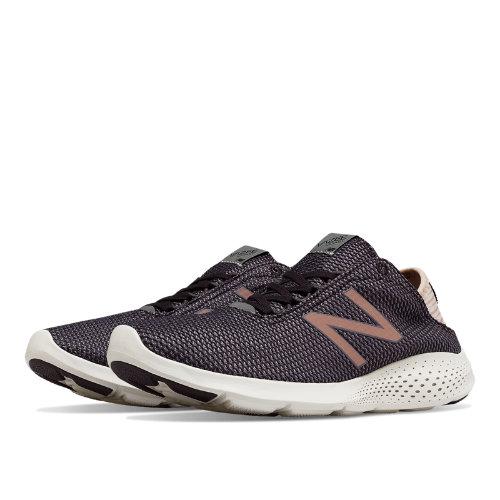 New Balance Vazee Coast v2 Women's Shoes - Dark Grey / Pink (WCOASGP2)