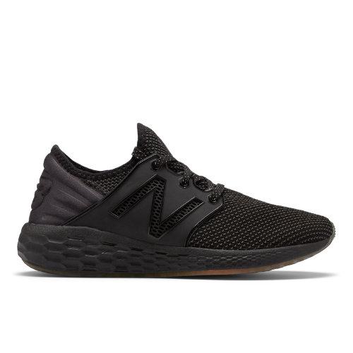 New Balance Fresh Foam Cruz v2 Falcon Women's Neutral Cushioned Shoes - Black (WCRUZYF2)
