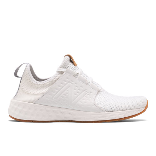 New Balance Fresh Foam Cruzv1 Reissue Women's Running Shoes - White (WCRZRMWS)