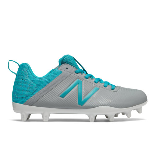 New Balance NB Draw Cleat Women's Lacrosse Shoes - Grey / Blue (WDRAWGB)