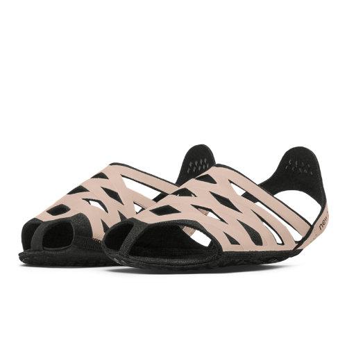 New Balance NB Studio Skin Women's Studio Shoes - Shell Pink, Thunder (WF118RS)