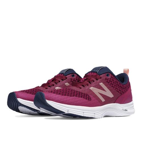 New Balance 717v2 Trainer Women's Shoes - Deep Jewel / Pigment (WF717JS2)