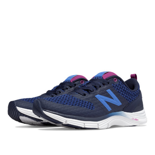 New Balance 717v2 Trainer Women's Shoes - Majestic Blue / Jewel (WF717SF2)