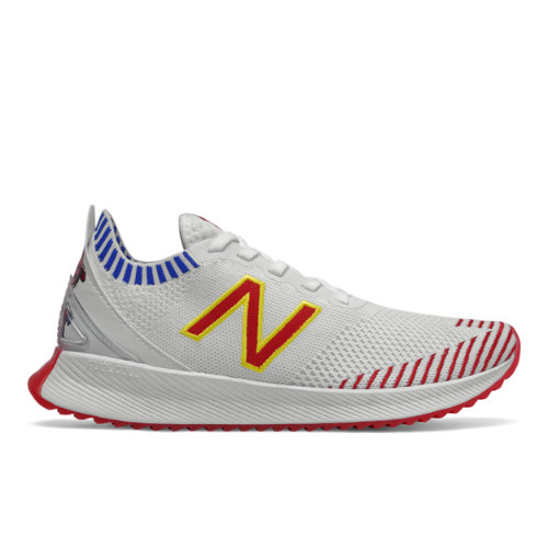 New Balance FuelCell Echo Big League Chew Women's Running Shoes - White (WFCECBC)