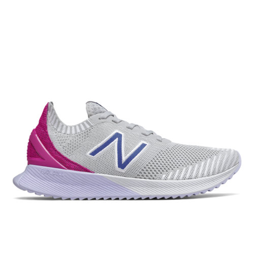 New Balance Fuel Cell Echo Women's Running Shoes - Grey (WFCECCC)