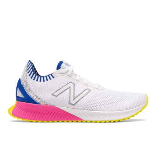 New Balance FuelCell Echo Women's Running Shoes - White (WFCECSW)