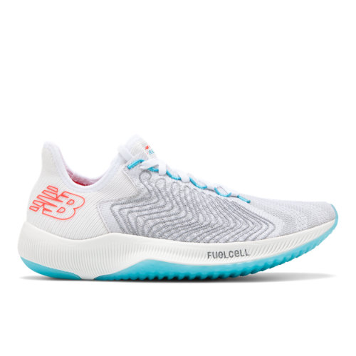 New Balance FuelCell Rebel Women's Running Shoes - White (WFCXWM)