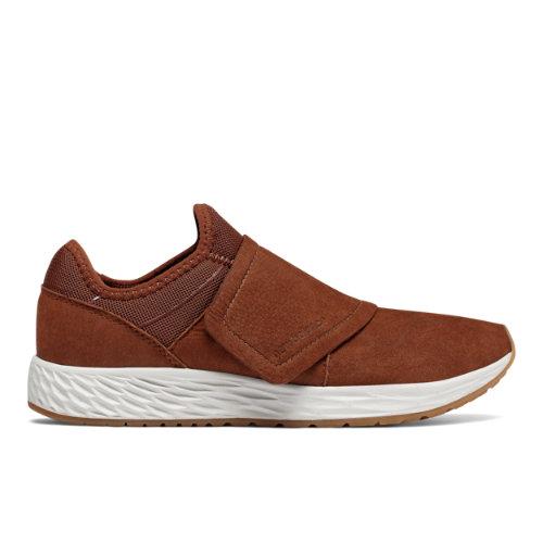 New Balance Fresh Foam 20 Women's Sport Style Shoes - Brown (WFL20OED)