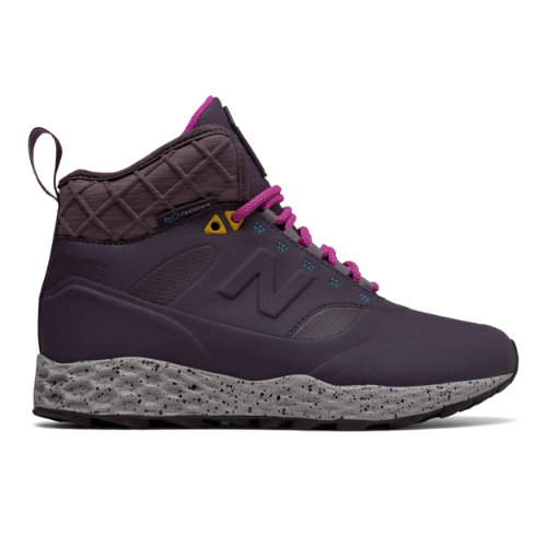 New Balance Fresh Foam 710 Boot Women's Boots - Purple (WFL710BT)
