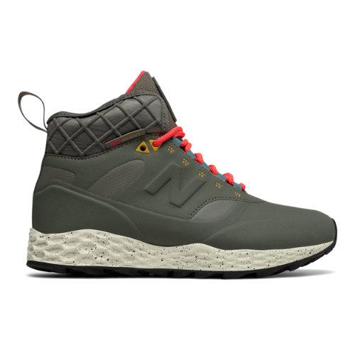 New Balance Fresh Foam 710 Boot Women's Boots - Military Green / Grey (WFL710BU)
