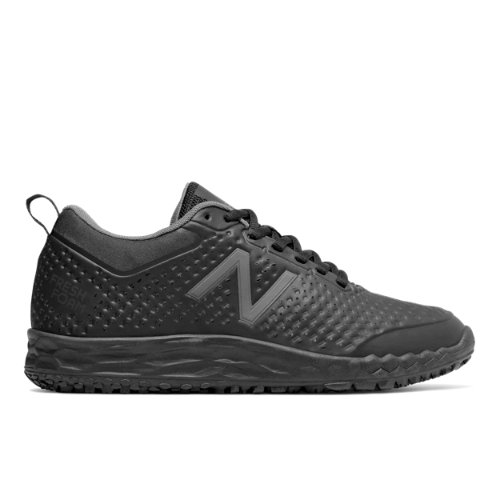 New Balance Slip Resistant Fresh Foam 806 Women's Work Shoes - Black (WID806K1)