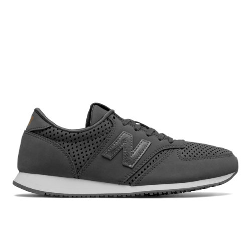 New Balance 420 Women's Running Classics Sneakers Shoes - Grey / Brown (WL420CRY)