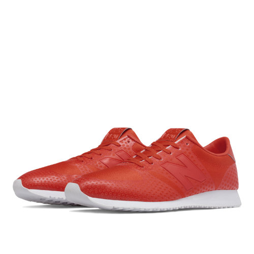 New Balance 420 Re-Engineered Solid Women's Sport Style Shoes - Fireball (WL420DFH)