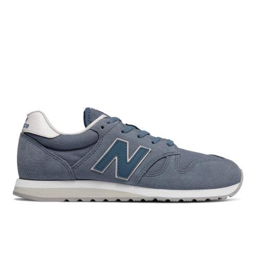 New Balance 520 70s Running Women's Running Classics Shoes - Dark Blue (WL520CB)