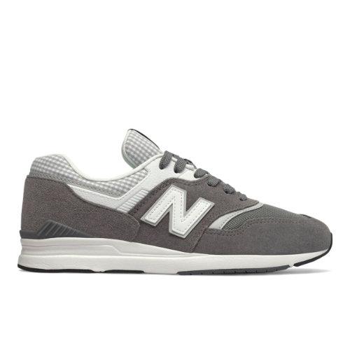 New Balance 697 Women's Running Classics Shoes - Grey (WL697TRC)