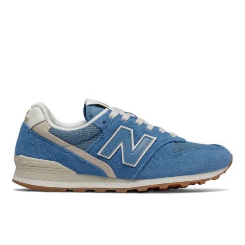 New Balance 996 Women's Running Classics Shoes - Blue (WL996VHC)