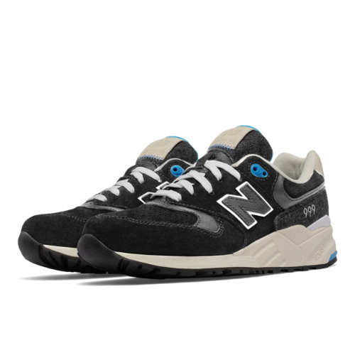 New Balance 999 Women's Elite Edition Shoes - Black (WL999MMA)