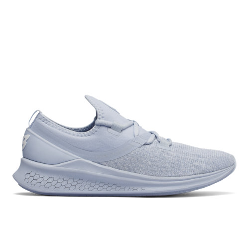 New Balance Fresh Foam Lazr Heathered Women's Neutral Cushioned Shoes - Light Blue (WLAZREI)