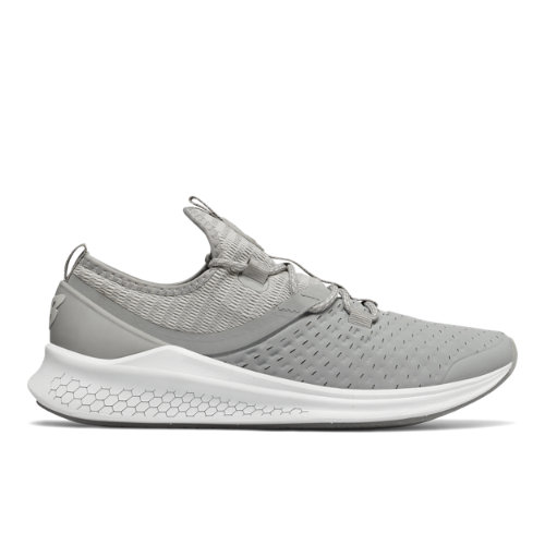 New Balance Fresh Foam Lazr Hyposkin Women's Shoes - Grey (WLAZRHS)