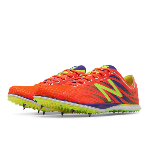 New Balance LD5000v3 Spike Women's Track Spikes Shoes - Dragonfly, Titan, Toxic (WLD5000O)