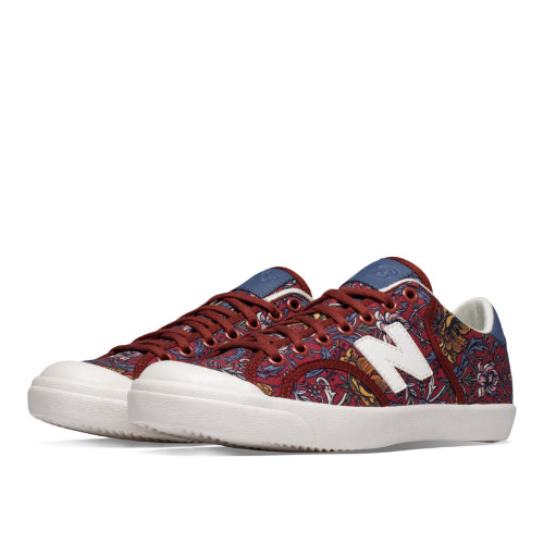 New Balance ProCourt 70s Floral Women's Court Classics Shoes - Clay Red (WLPROFLA)