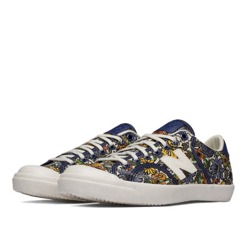 New Balance ProCourt 70s Floral Women's Court Classics Shoes - Indigo (WLPROFLB)
