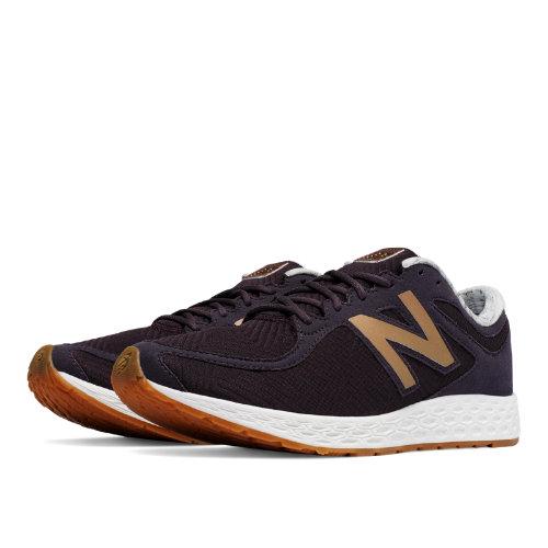 New Balance Fresh Foam Zante Textile Women's Shoes - Feather / Iridescent Copper (WLZANTAA)