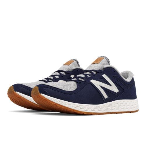 New Balance Fresh Foam Zante v2 Women's Sport Style Shoes - Navy (WLZANTVA)