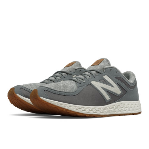 New Balance Fresh Foam Zante v2 Women's Sport Style Shoes - Grey (WLZANTVB)