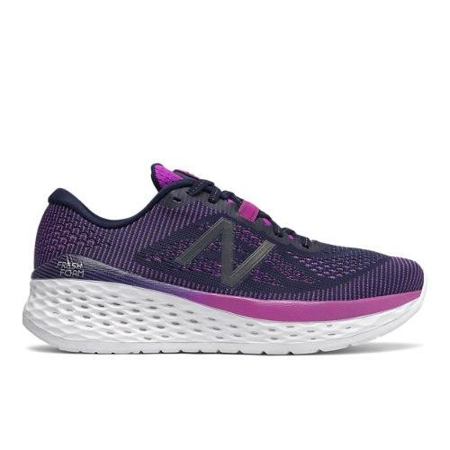 New Balance Fresh Foam More Women's Running Shoes - Violet (WMORVP)