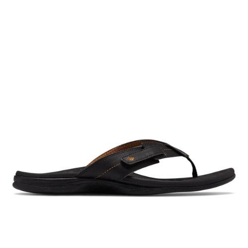 New Balance Voyager Thong Women's Flip Flops Sandals - Black (WR6102BK)