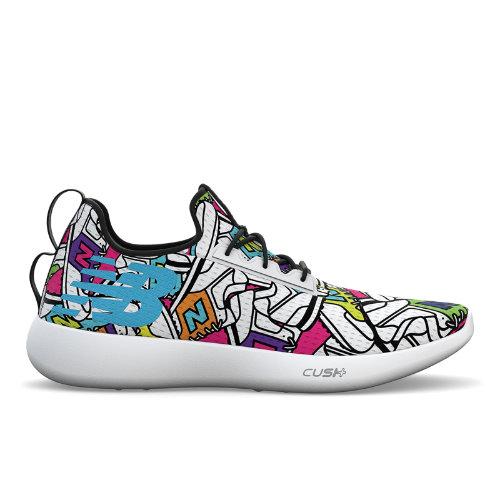 New Balance NB RCVRY Women's Lacrosse Shoes - White / Multicolor (WRCVRYAF)