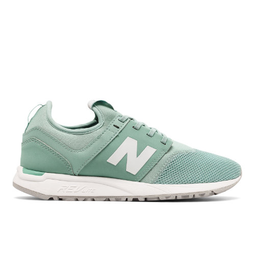New Balance 247 Classic Women's Sport Style Sneakers Shoes - Blue / White (WRL247SB)