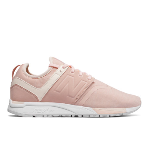 New Balance 247 Classic Women's Sport Style Sneakers Shoes - Pink (WRL247YC)