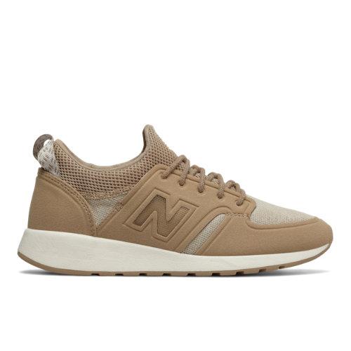 New Balance 420 Slip-On Women's Sport Style Shoes - Khaki (WRL420SU)