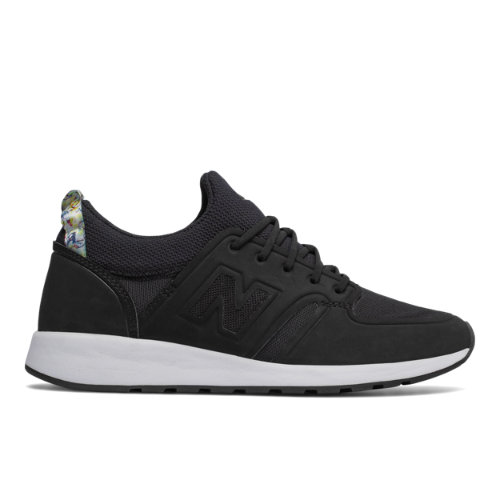 New Balance 420 Re-Engineered Women's Sport Style Shoes - Black (WRL420SY)