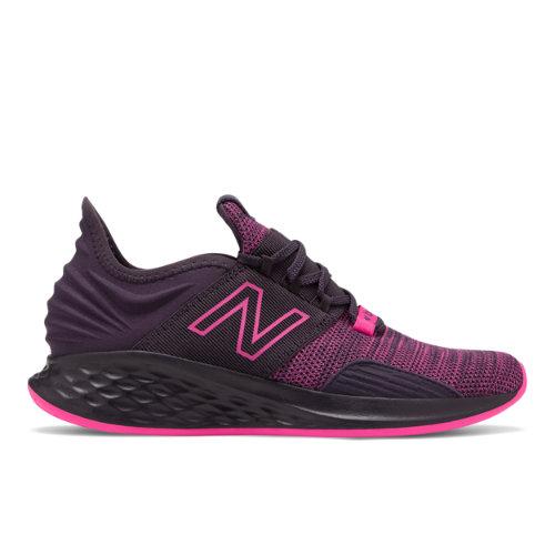 New Balance Fresh Foam Roav Knit Women's Running Shoes - Violet (WROAVKI)