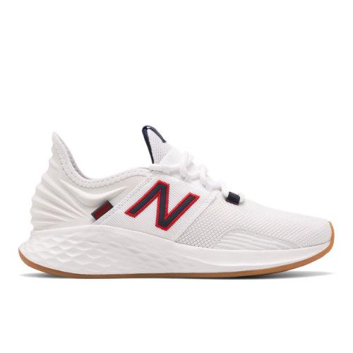 New Balance Fresh Foam Roav Women's Running Shoes - White (WROAVSAM)