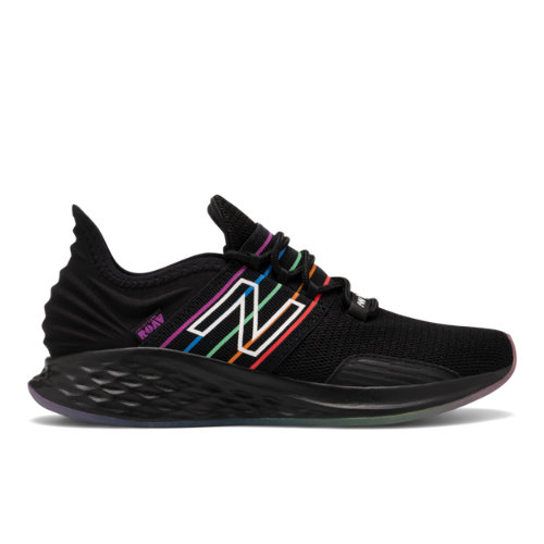 New Balance Fresh Foam ROAV Pride Pack Women's Running Shoes - Black (WROAVSP)