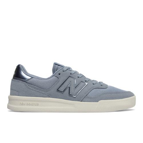 New Balance 300 Women's Court Classics Shoes - Light Blue (WRT300D2)