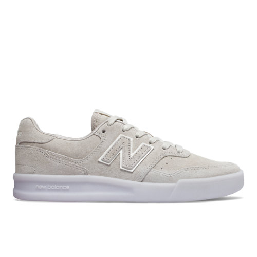 New Balance WRT300v2 Women's Court Classics Shoes - Off White (WRT300TK)