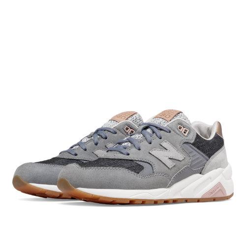Womens New Balance  Shoe Silver Urban