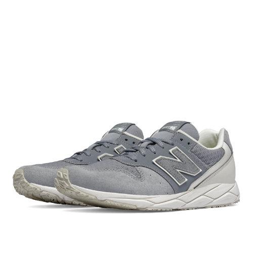 New Balance 96 Women's Shoes - Steel / Angora (WRT96MA)