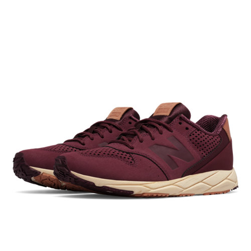 New Balance 96 Mash-Up Women's Sport Style Shoes - Red (WRT96TNC)