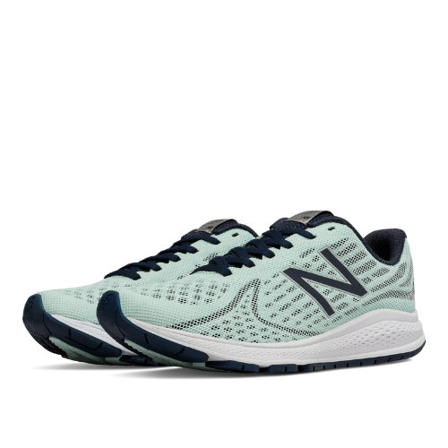 New Balance Vazee Rush v2 Women's Shoes - Mint / Dark Grey (WRUSHGR2)